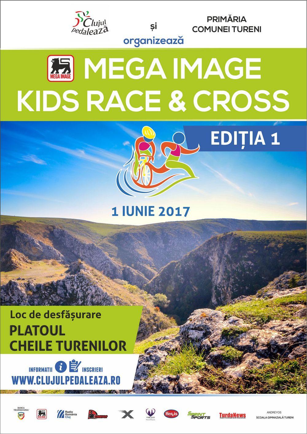 1 Iunie in natura: Mega Image Kids Race
